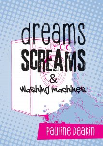 book dreads SCREAMS & washing machines