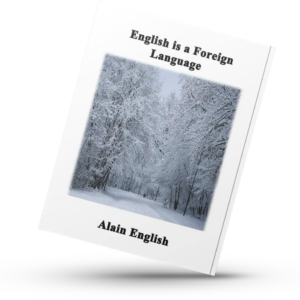 Alain English poetry book