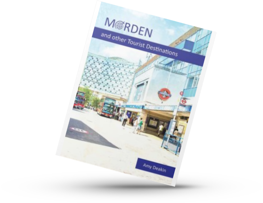 Morden And Other Tourist Destinationspoetry book
