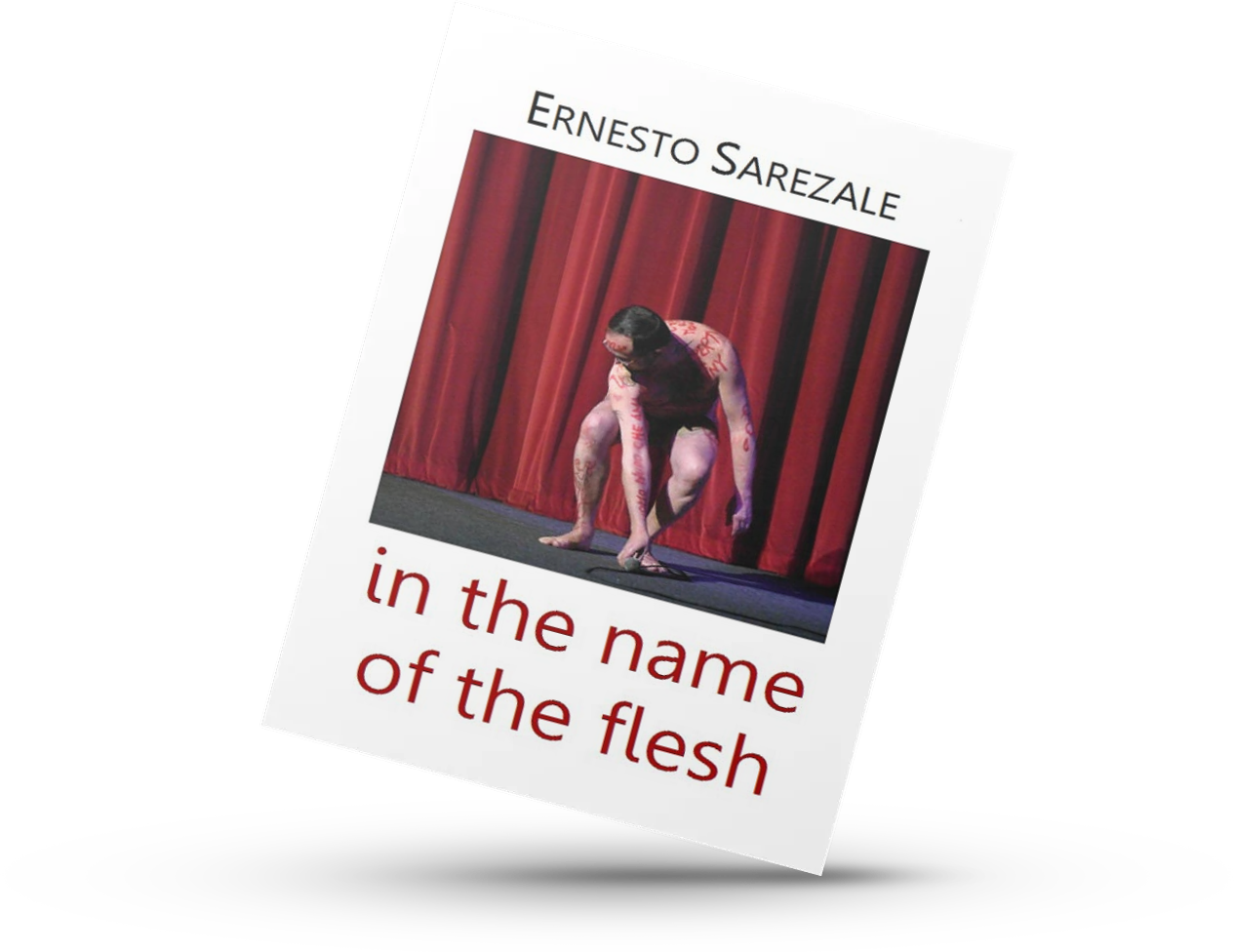 in the name of the flesh poetry book