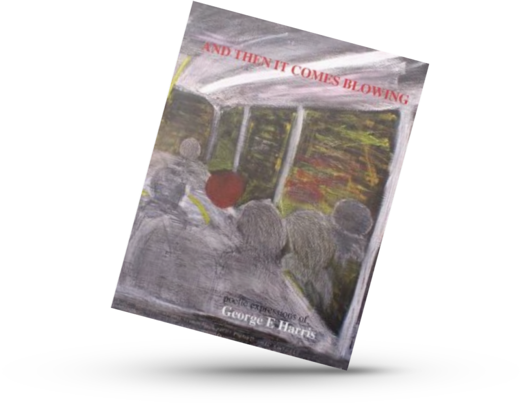 and then it comes Blowing poetry book