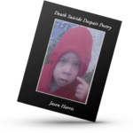 Death Suicide Despair Poetry poetry book