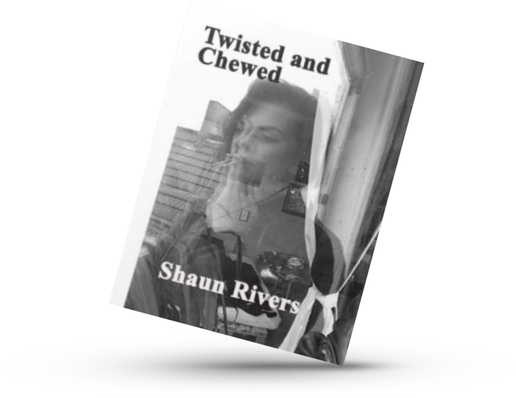 Shaun Rivers poetry book