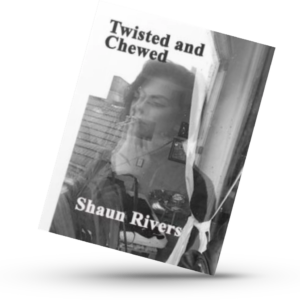 Shaun Rivers poetry book